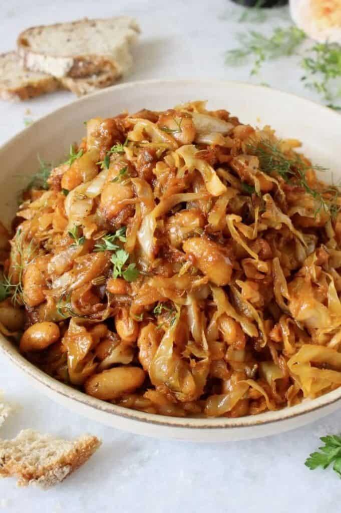 Italian cabbage