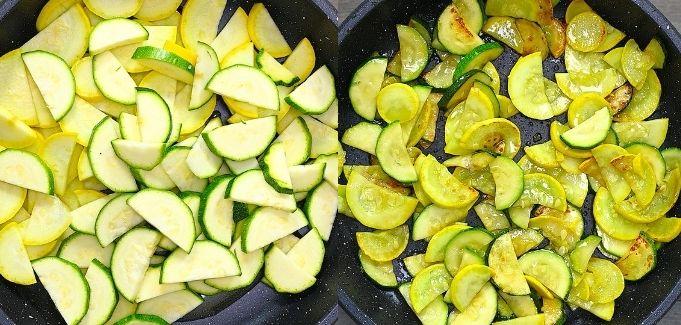 cooking zucchini