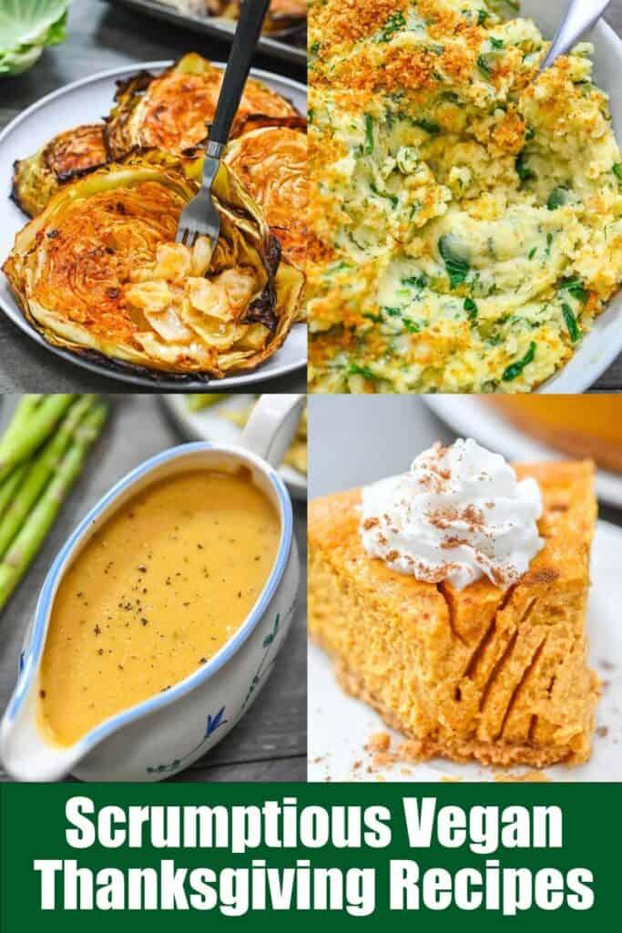 Vegan Thanksgiving Recipes photo compilation